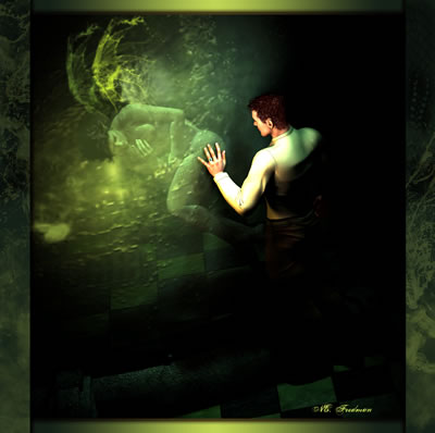 The Captive Water Fae